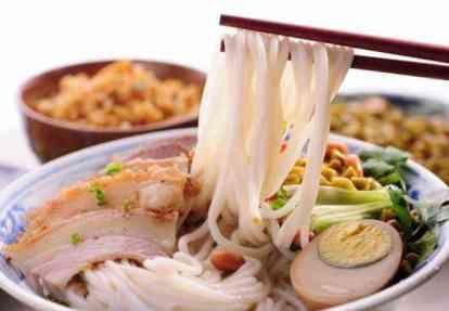 桂林马肉米粉