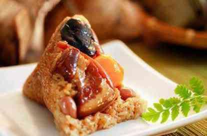 烧肉粽(好清香)