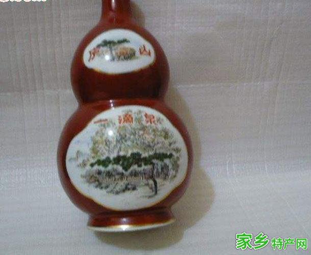 庐山特产-一滴泉酒相关图片