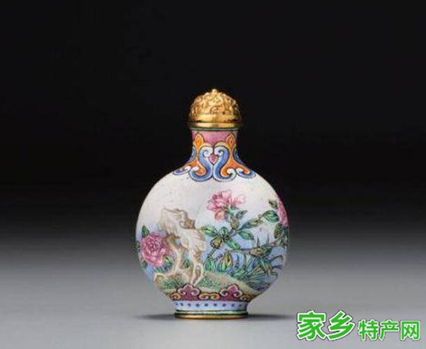 北京市特产-北京内画壶相关图片