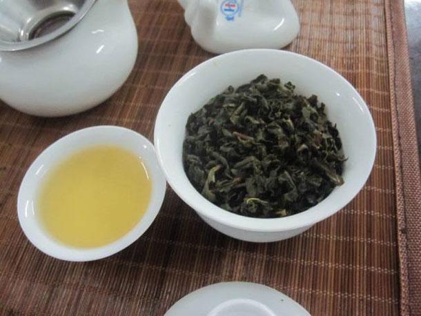 南投县特产-冻顶乌龙茶相关图片