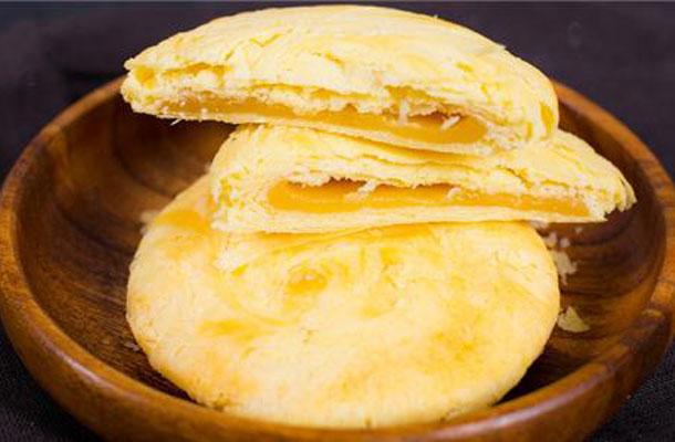 台北特产-太阳饼相关图片