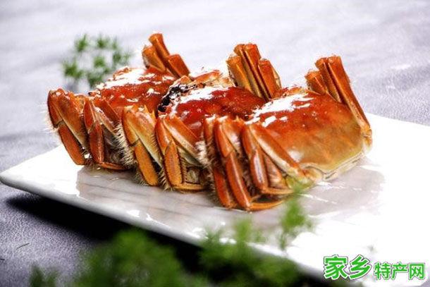 五河特产-五河沱湖螃蟹相关图片