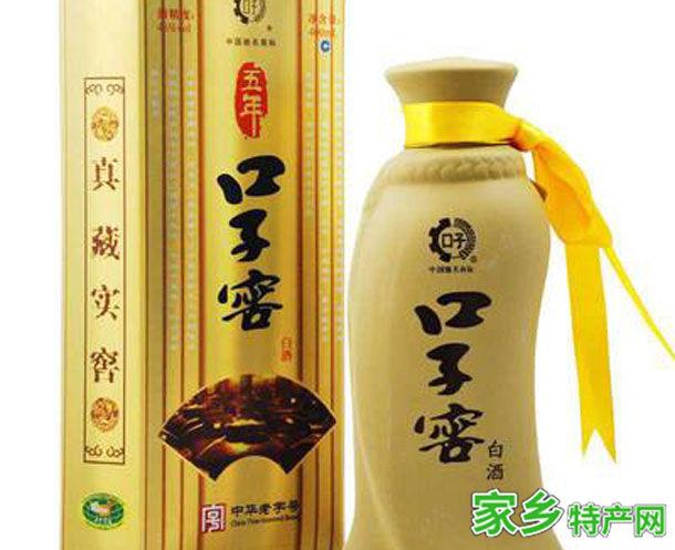 淮北市特产-口子酒相关图片
